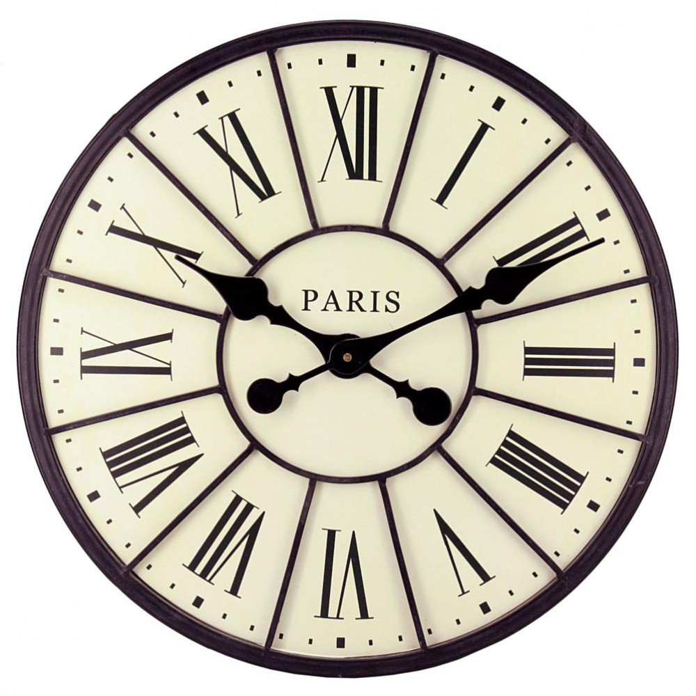 Horloge Station Maisons Du Monde