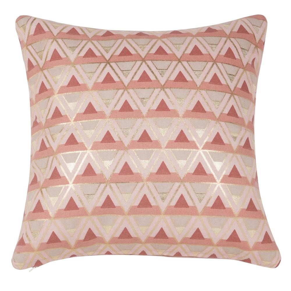coussin graphique cheap coussin graphique tricolore rendez vous deco with coussin graphique. Black Bedroom Furniture Sets. Home Design Ideas