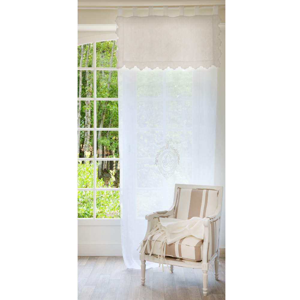 Juliette curtain maisons du monde for Maison de monde uk