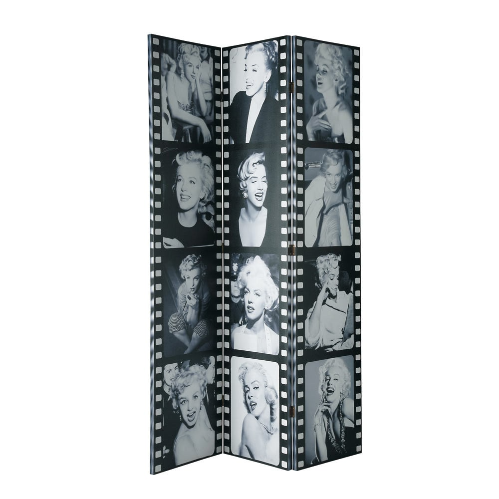 Home › decoratie › Kamerschermen › Kamerscherm Marilyn Story