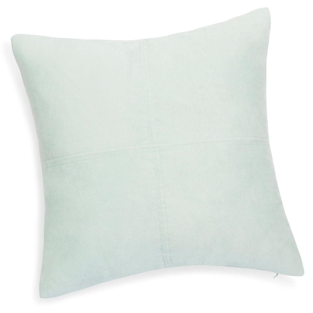 kissen mandelgr n 40 x 40 cm swedine maisons du monde. Black Bedroom Furniture Sets. Home Design Ideas