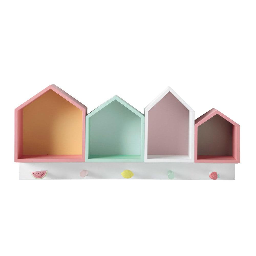 maison du monde saint priest fabulous mango wood bedside. Black Bedroom Furniture Sets. Home Design Ideas