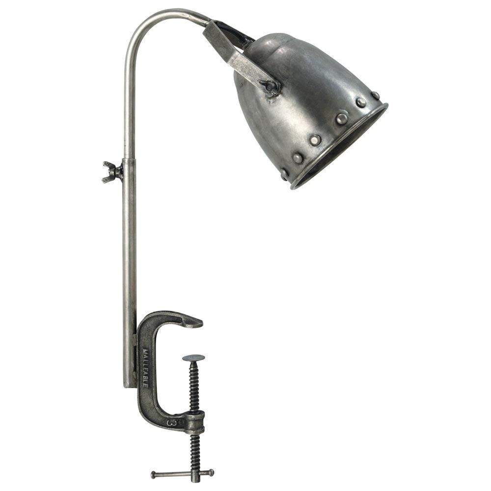 Lampada da scrivania da fissare in metallo H 60 cm FABRIQUE  Maisons du Monde