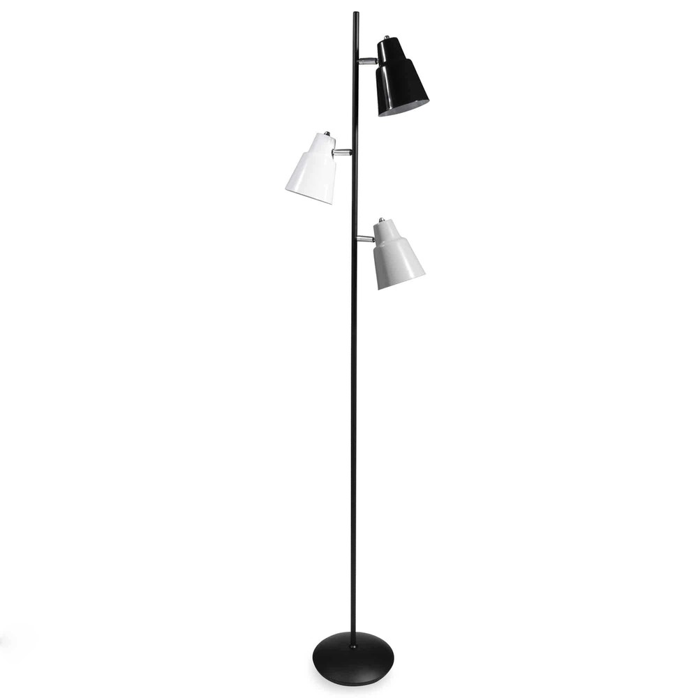 lampadaire 3 spots en m tal h 170 cm felix maisons du monde. Black Bedroom Furniture Sets. Home Design Ideas