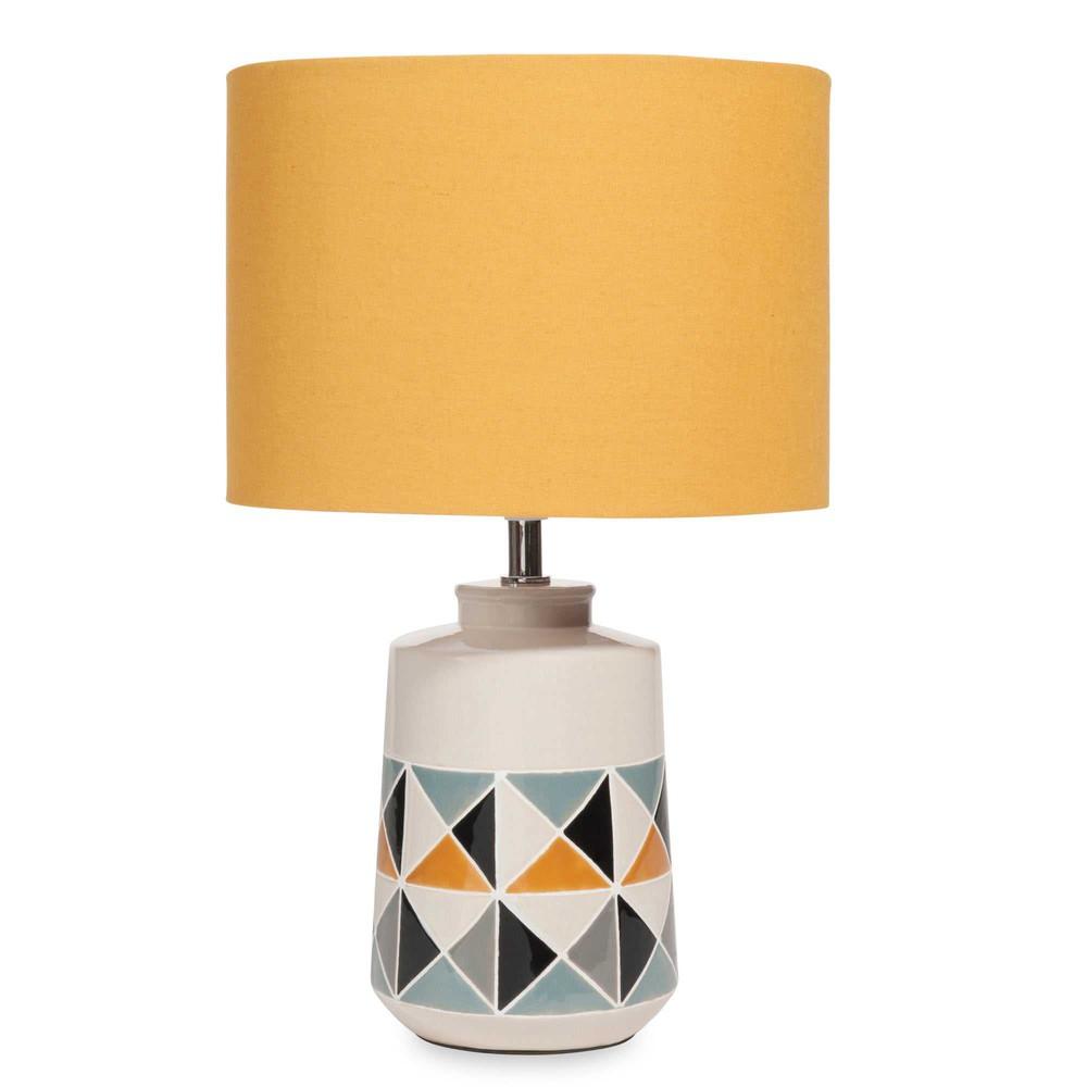 lampe en c ramique h 42 cm panama maisons du monde. Black Bedroom Furniture Sets. Home Design Ideas