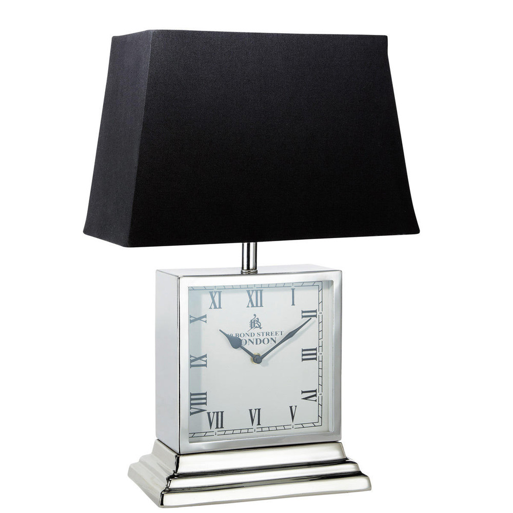 lampe horloge newport maisons du monde. Black Bedroom Furniture Sets. Home Design Ideas