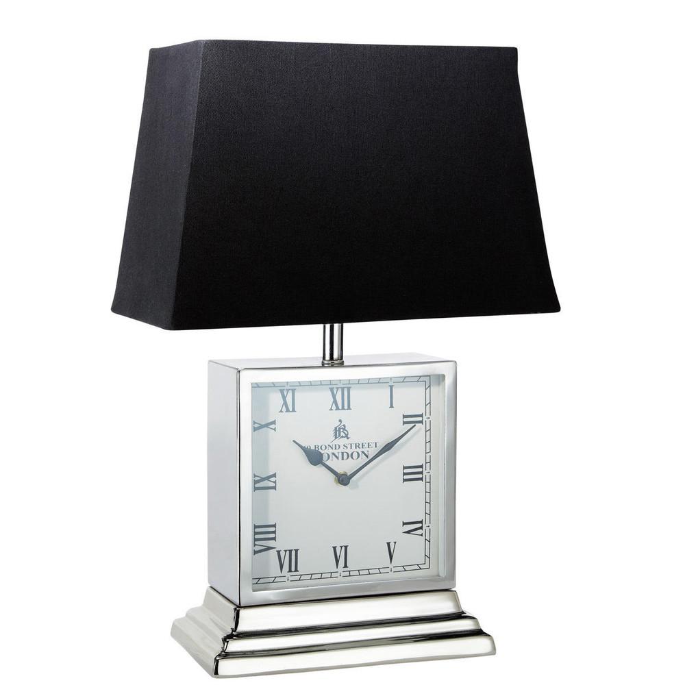 Lampe horloge newport maisons du monde - Lampe maisons du monde ...
