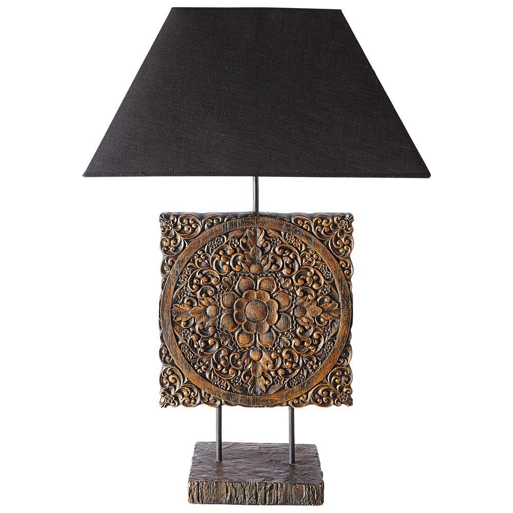 Lampe surabaya maisons du monde - Maison du monde lampe ...