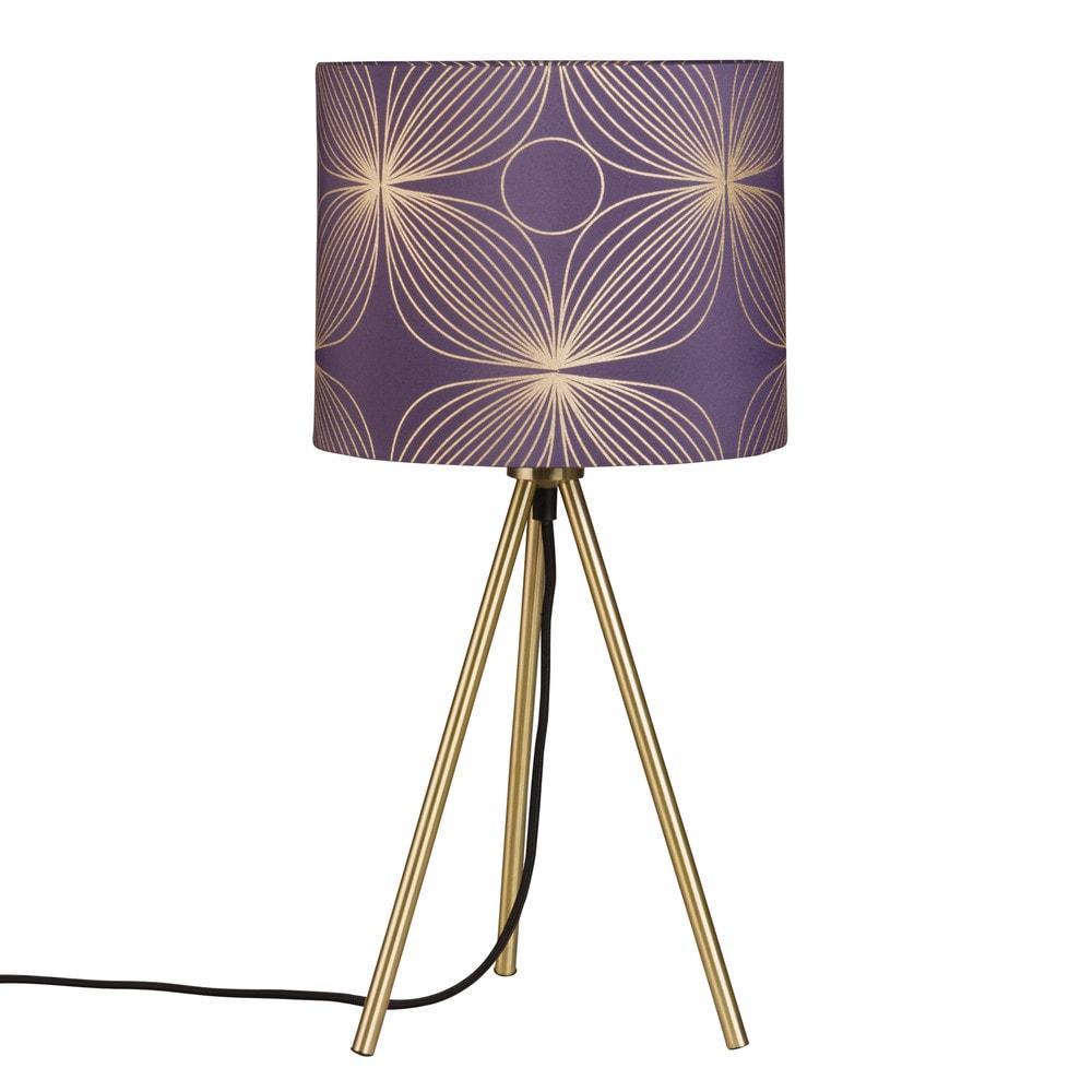 lampe trepied best lampe poser trpied en mtal bleu et cuivre orientable hauteur cm vintage with. Black Bedroom Furniture Sets. Home Design Ideas