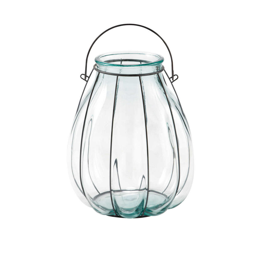 Lanterne Verre Libourne Maisons Du Monde