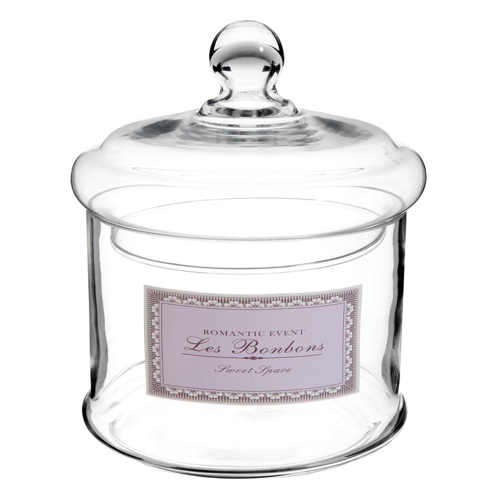 Les bonbons sweet jar h 22cm maisons du monde for Container maison du monde
