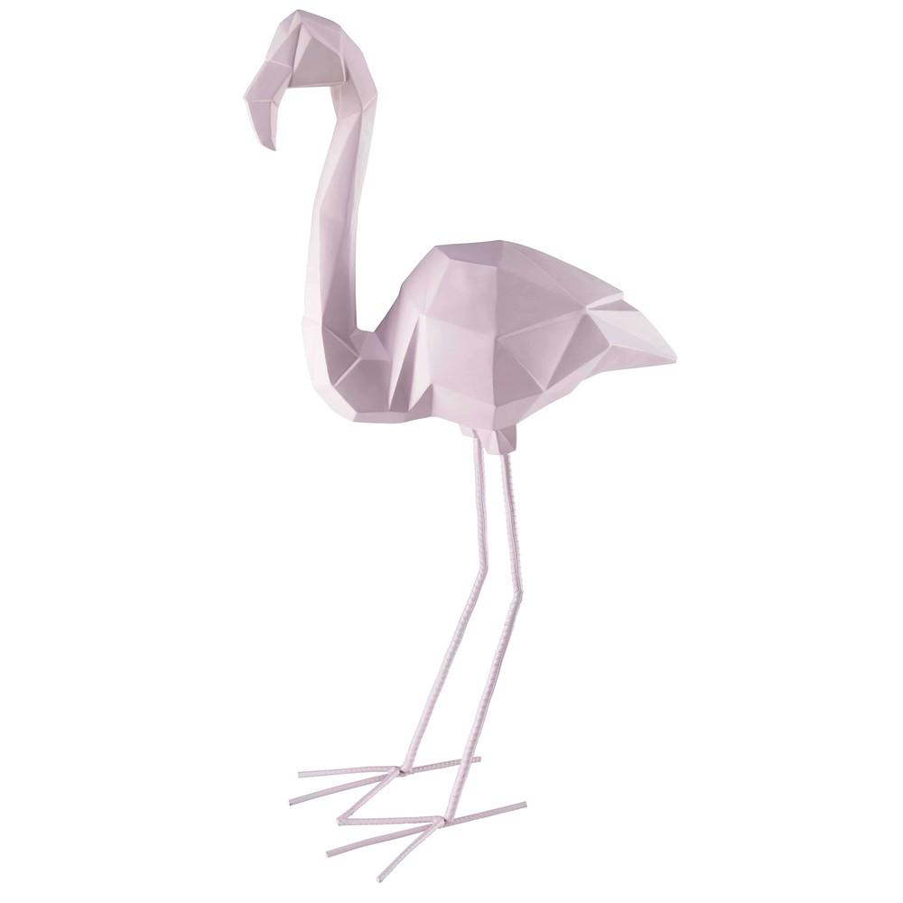 lichtroze flamingobeeld h77 alina maisons du monde. Black Bedroom Furniture Sets. Home Design Ideas