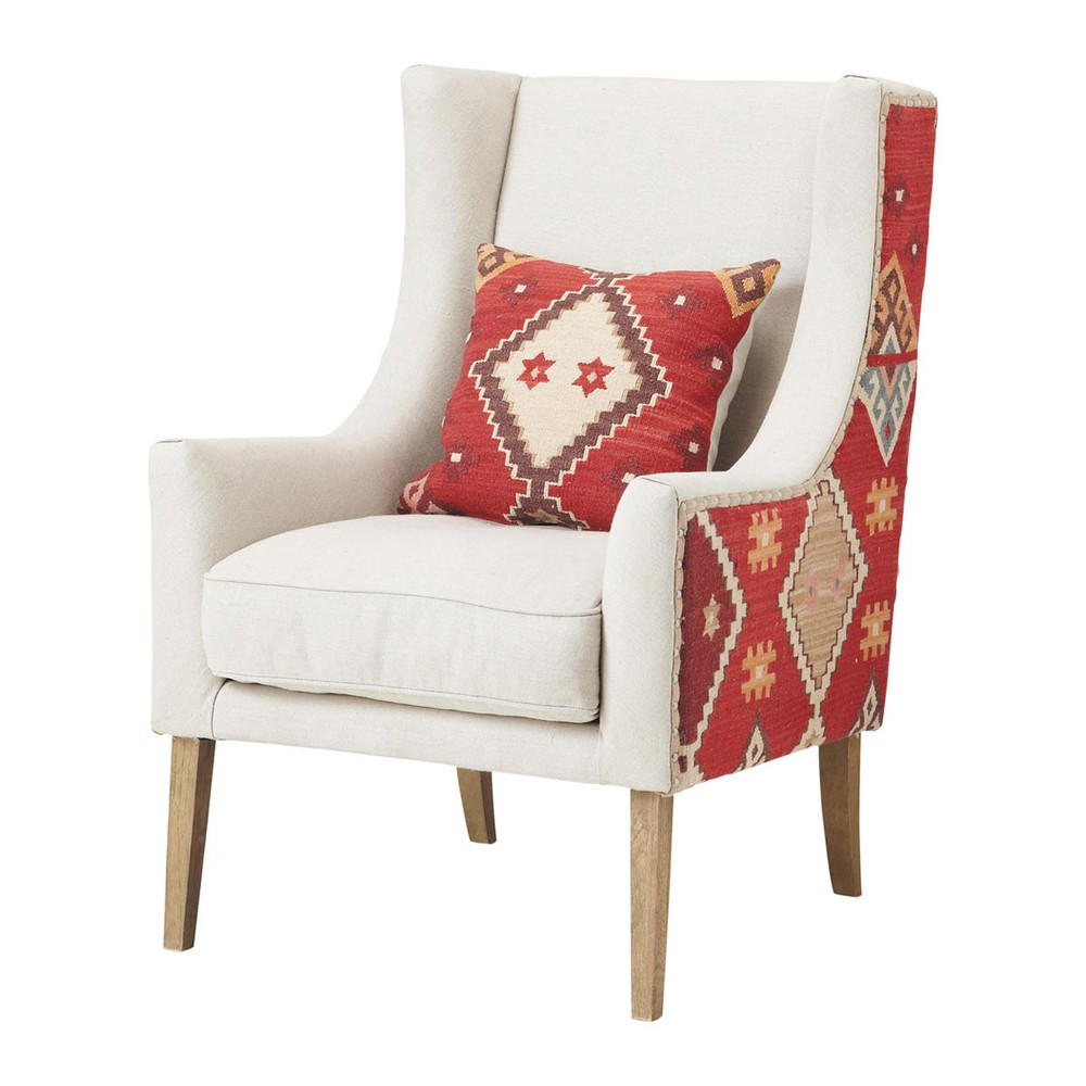 Armchairs The Flat Decoration Neutral Living Room With