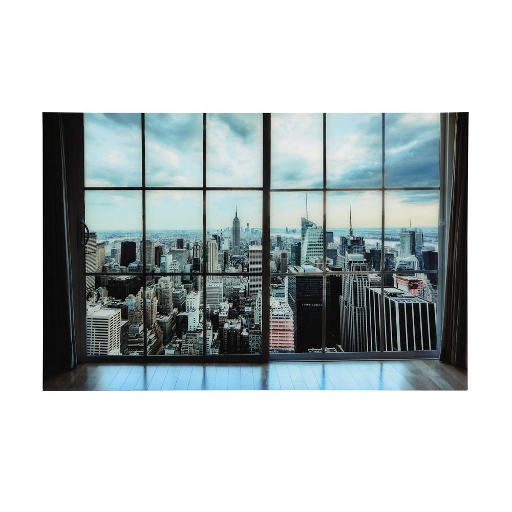 loft plexiglas doek 100 x 150 cm maisons du monde. Black Bedroom Furniture Sets. Home Design Ideas