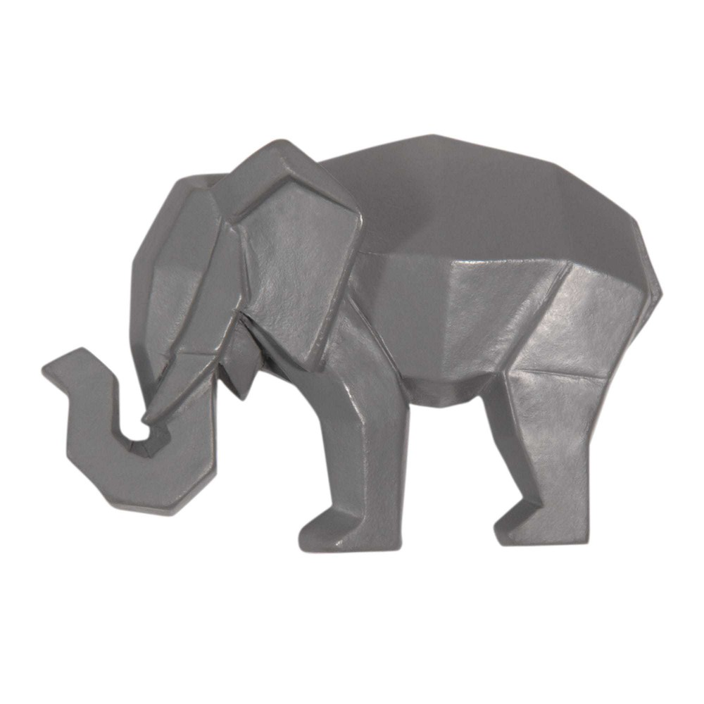 magnet l phant gris origami maisons du monde. Black Bedroom Furniture Sets. Home Design Ideas