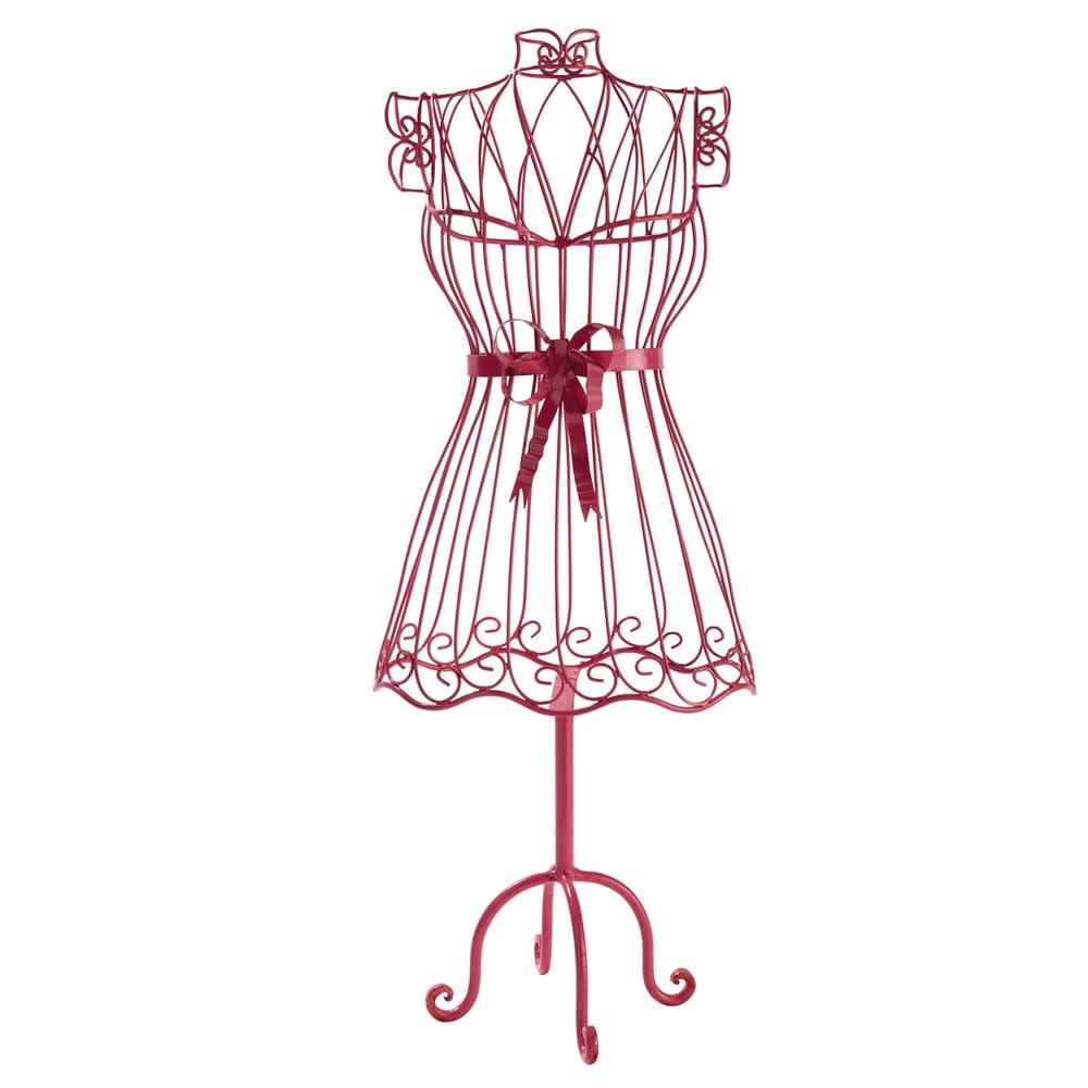 mannequin couture en m tal rose h 85 cm stella maisons du monde. Black Bedroom Furniture Sets. Home Design Ideas