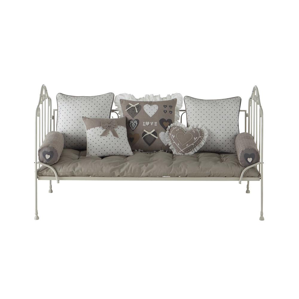 matelas gaddiposh 7 coussins en coton 70 x 150 cm. Black Bedroom Furniture Sets. Home Design Ideas