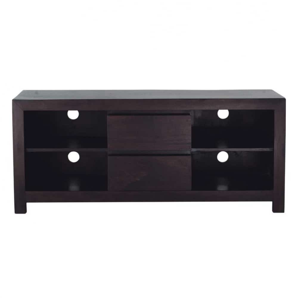 meuble tv en manguier massif l 140 cm bengali maisons du. Black Bedroom Furniture Sets. Home Design Ideas