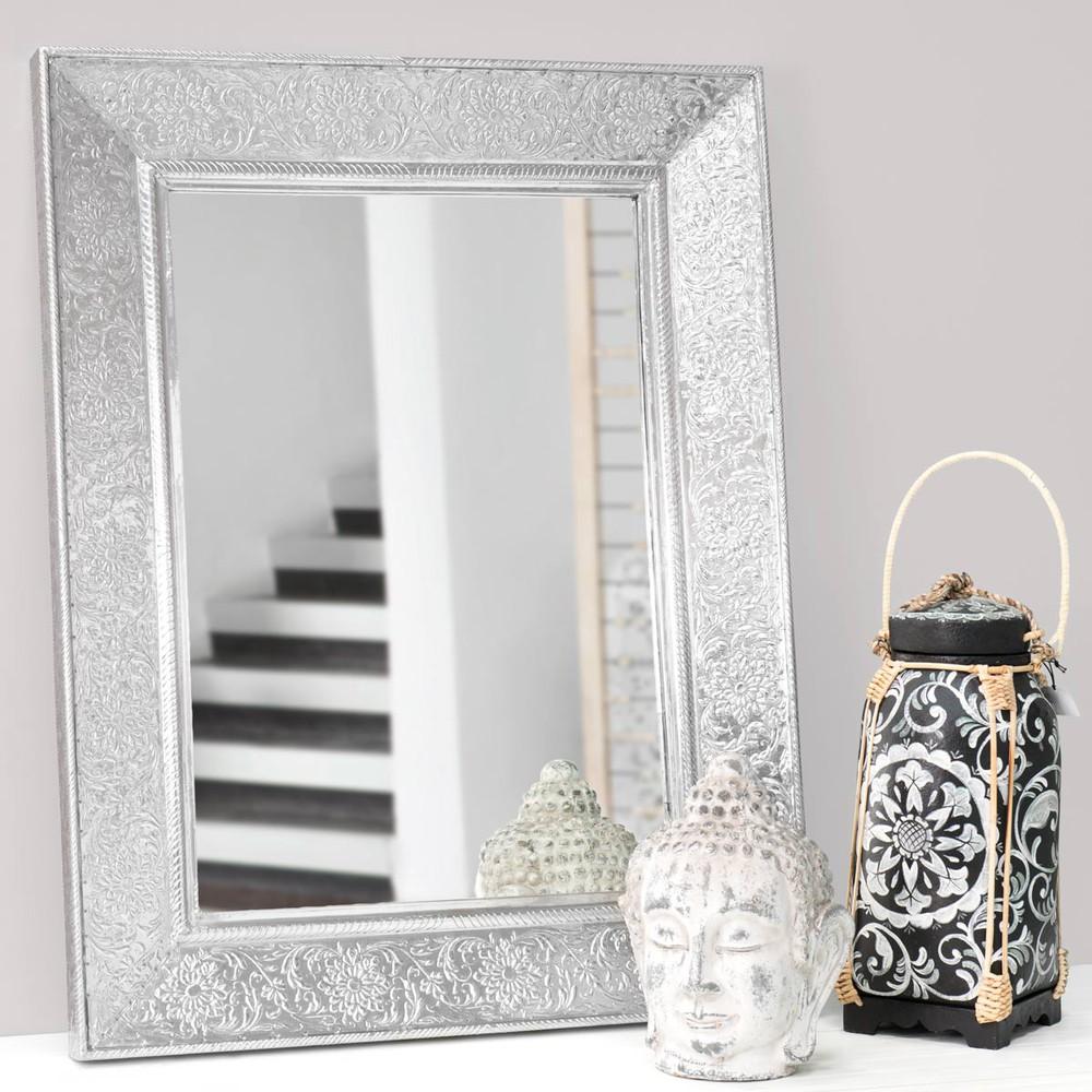 Miroir bysance maisons du monde for Miroirs rectangulaires