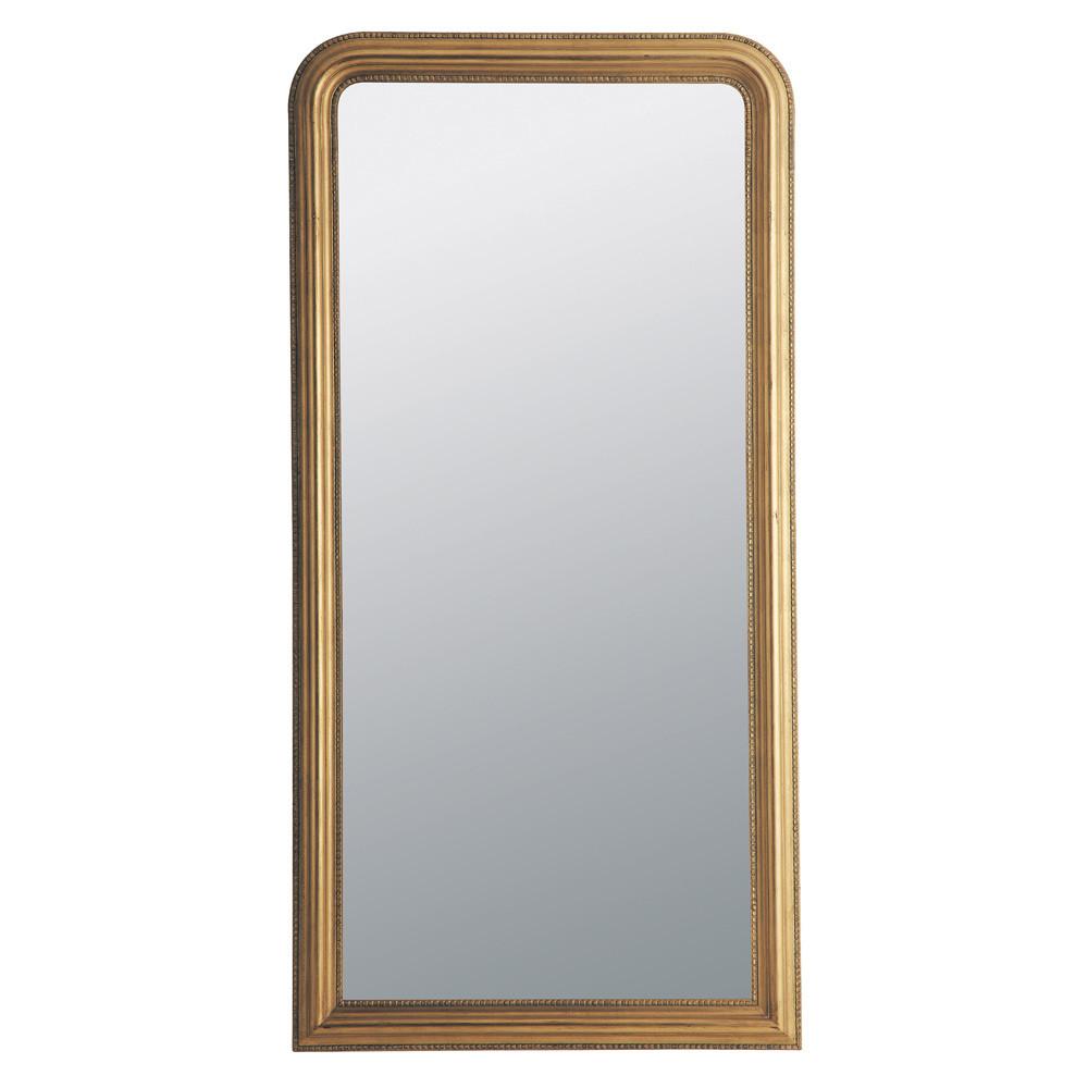 Miroir c leste or 90x180 maisons du monde for Miroir 90 x 150