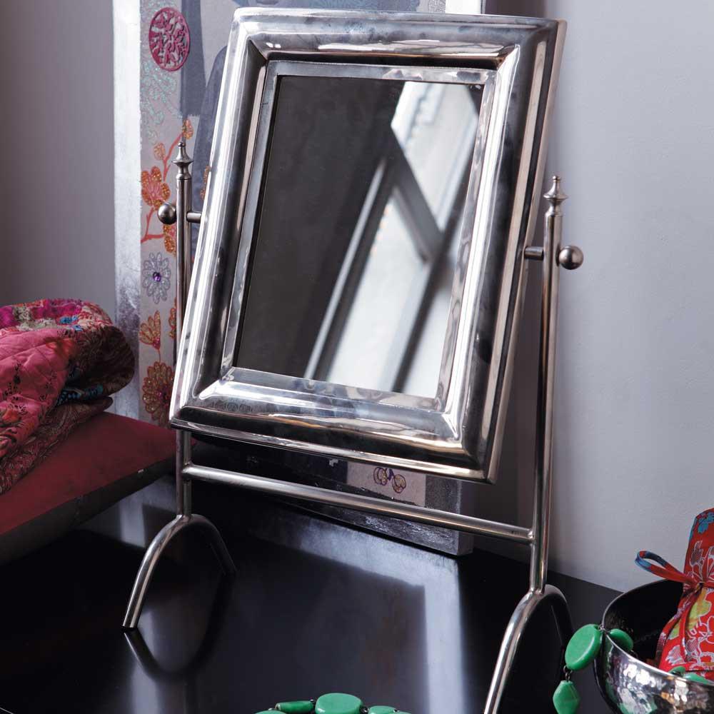 Miroir coiffeuse constance maisons du monde for Miroir coiffeuse