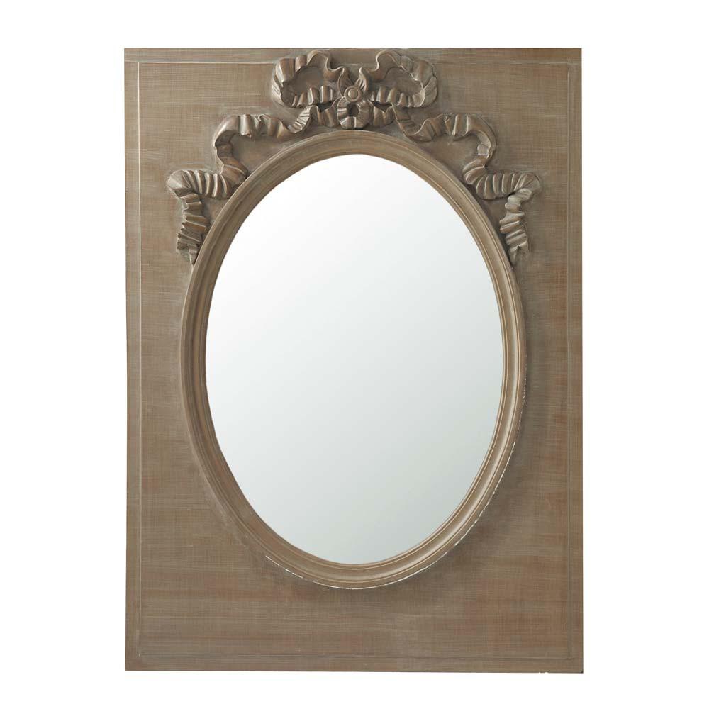 Miroir d 39 aguesseau maisons du monde for Miroir a l ancienne