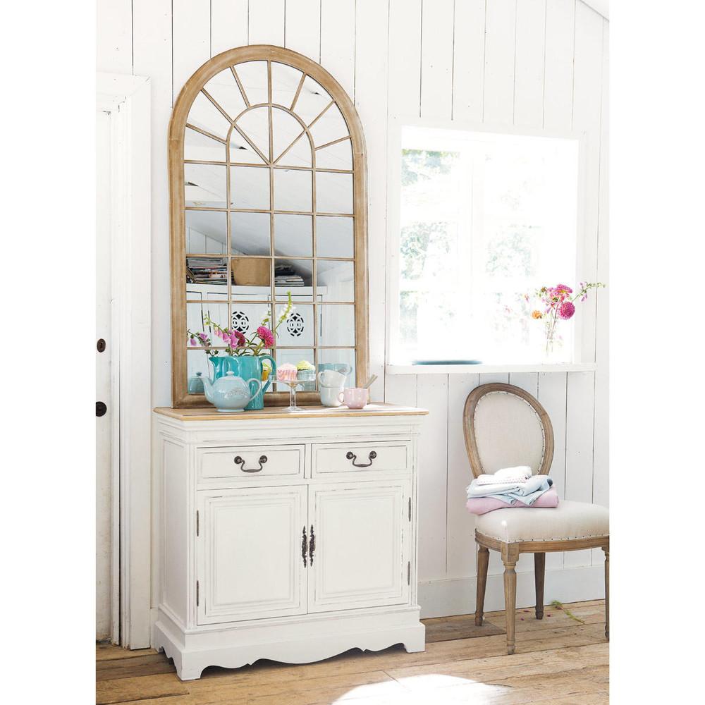 miroir en m tal h 131 cm marcus maisons du monde. Black Bedroom Furniture Sets. Home Design Ideas