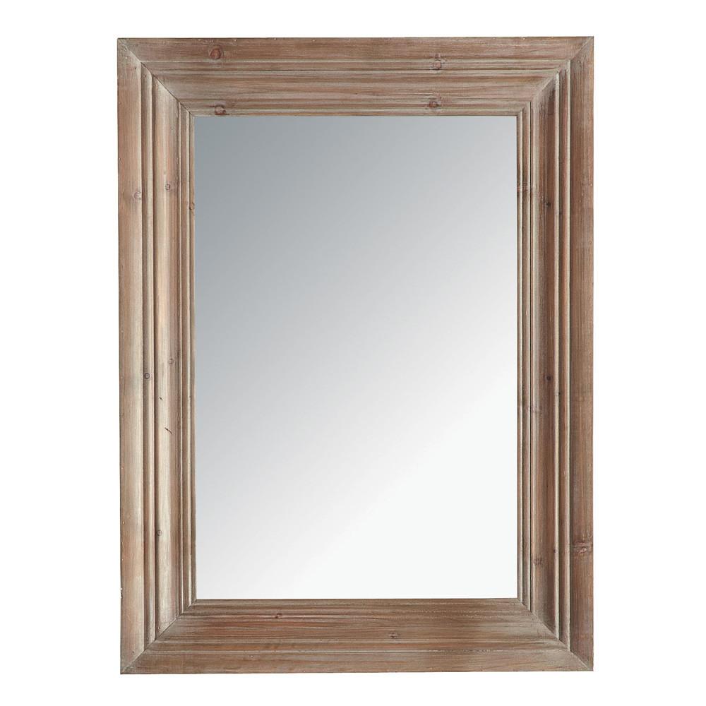 Miroir esterel clair 60x80 maisons du monde for Miroir 90x120