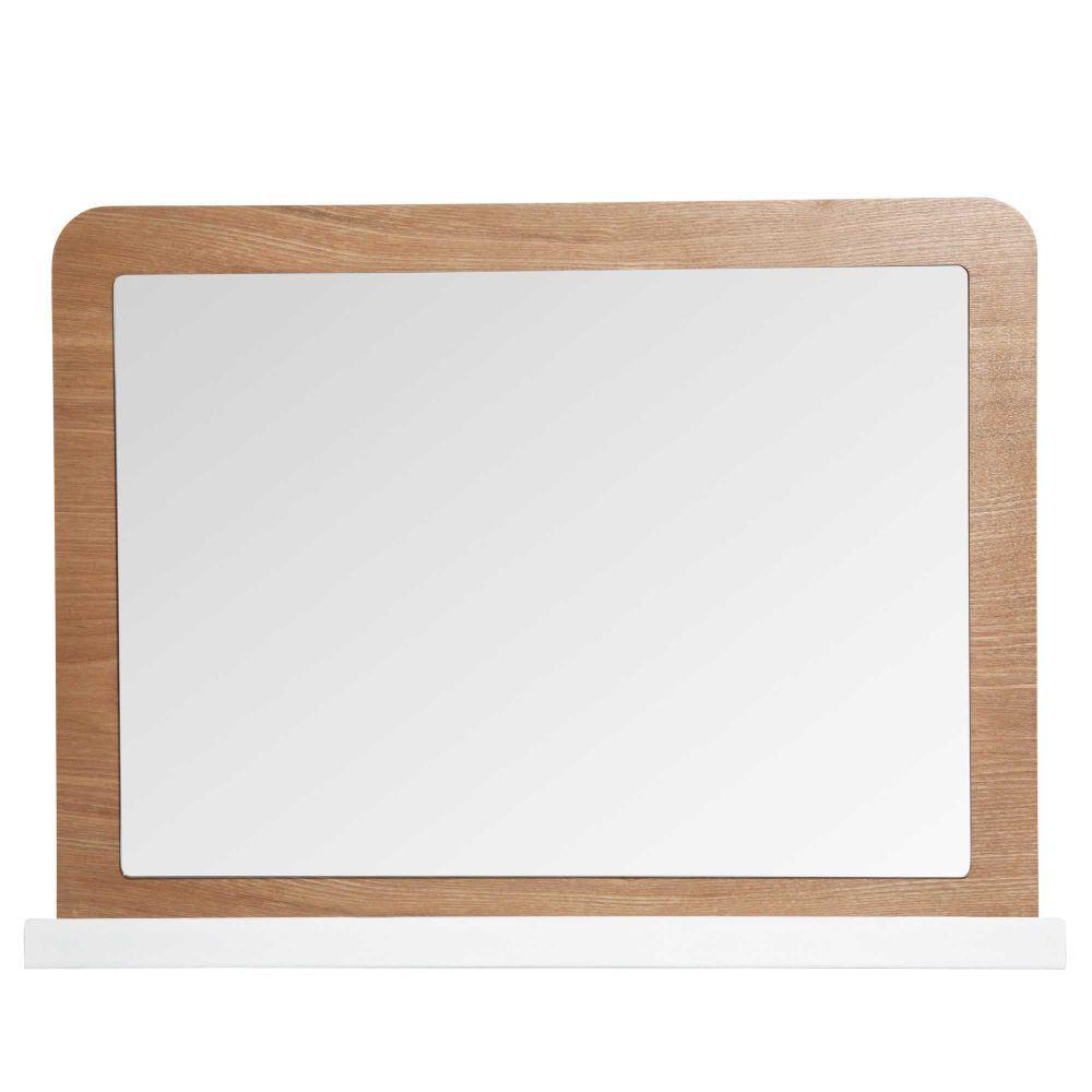 Miroir tag re 45x60cm tissa maisons du monde for Miroirs rectangulaires