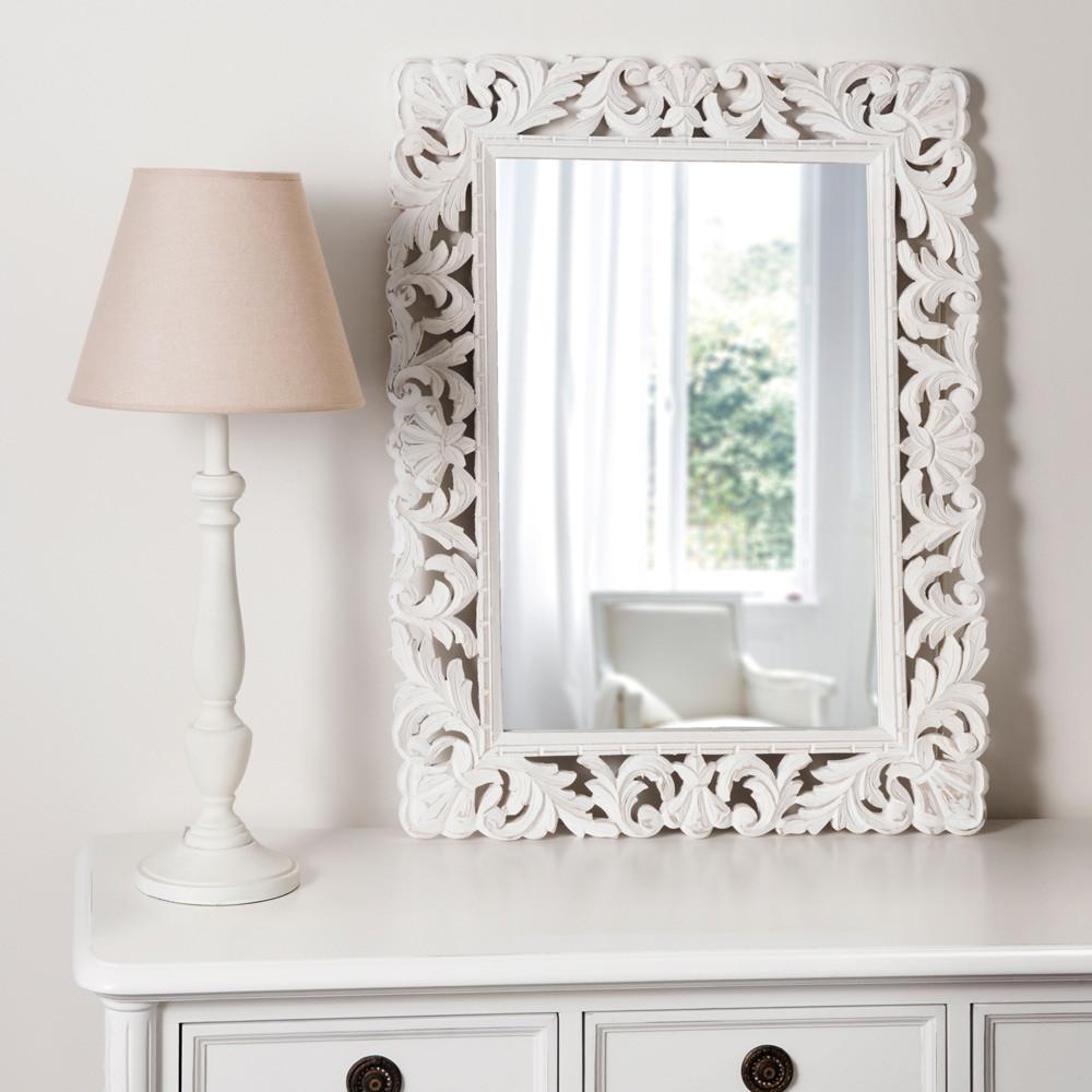 miroir kyara maisons du monde. Black Bedroom Furniture Sets. Home Design Ideas