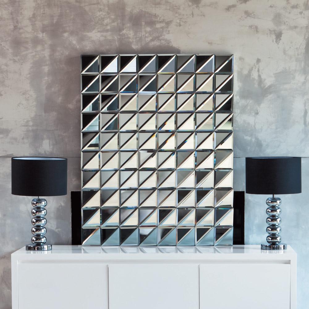 miroir multifacettes maisons du monde. Black Bedroom Furniture Sets. Home Design Ideas