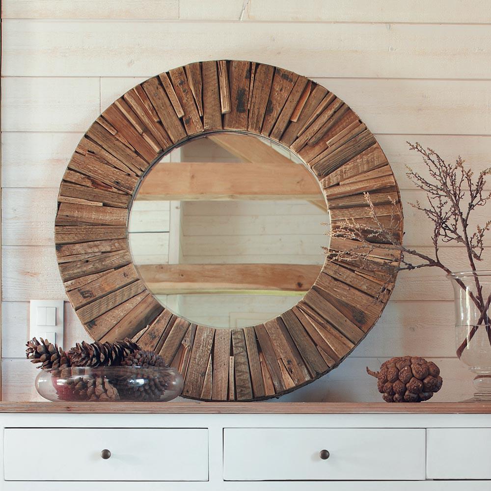 Miroir plaisance maisons du monde for Miroir a l ancienne