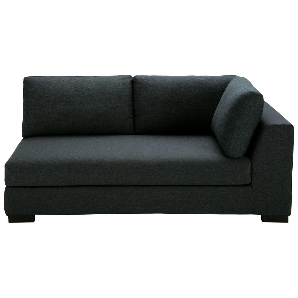 Modulares sofa mit rechter armlehne aus stoff monet for Sofas modulares