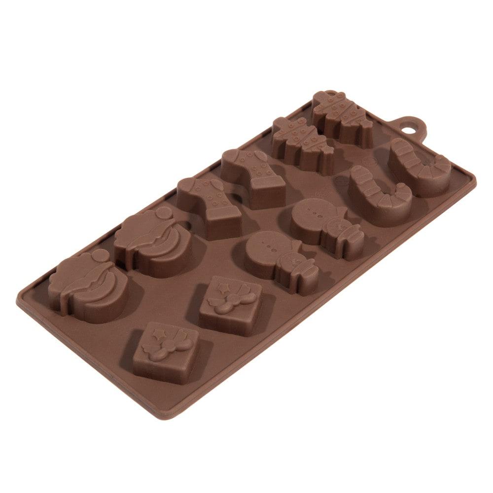 moule chocolat no l maisons du monde. Black Bedroom Furniture Sets. Home Design Ideas