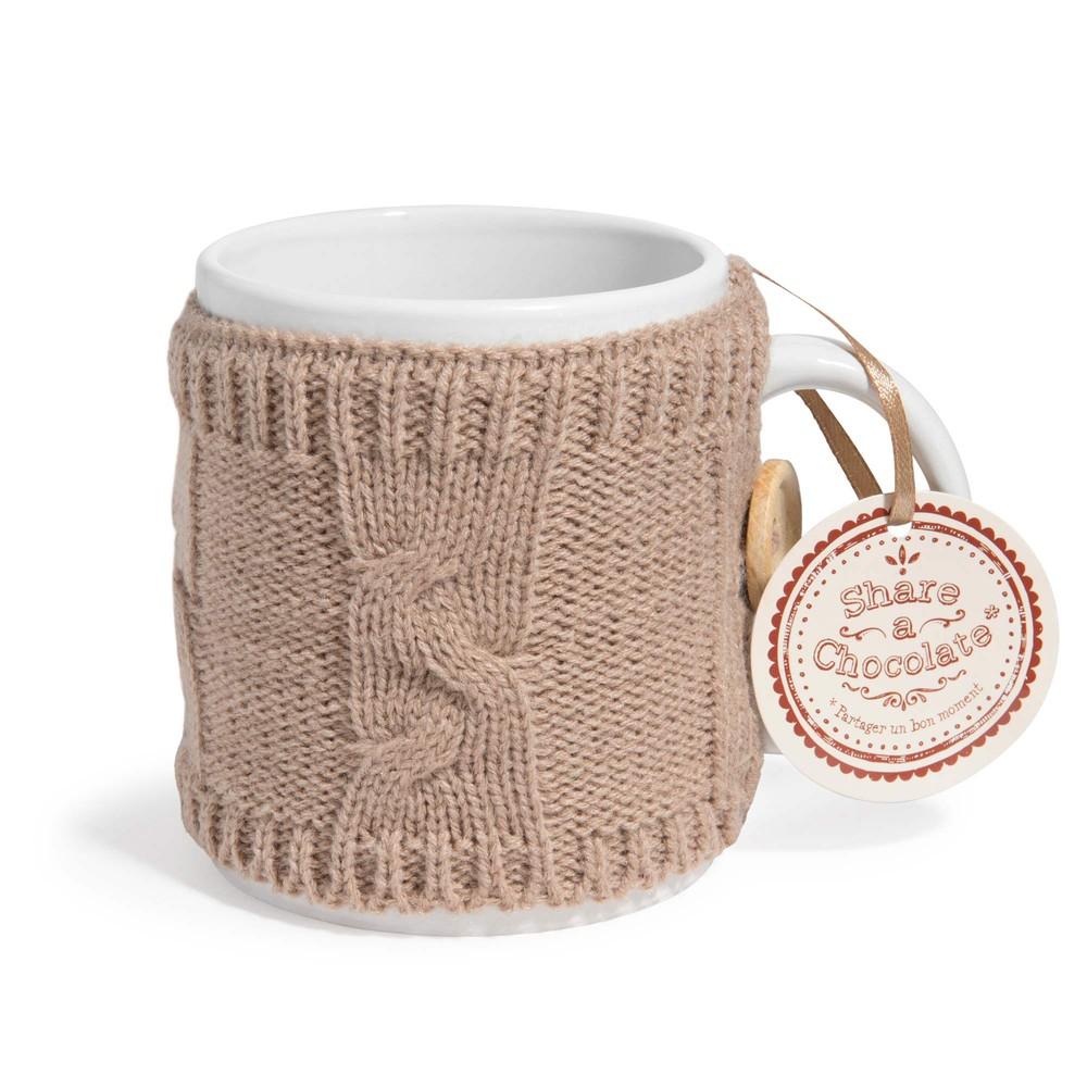 Mug en fa ence taupe laine maisons du monde - Maison du monde tasse ...