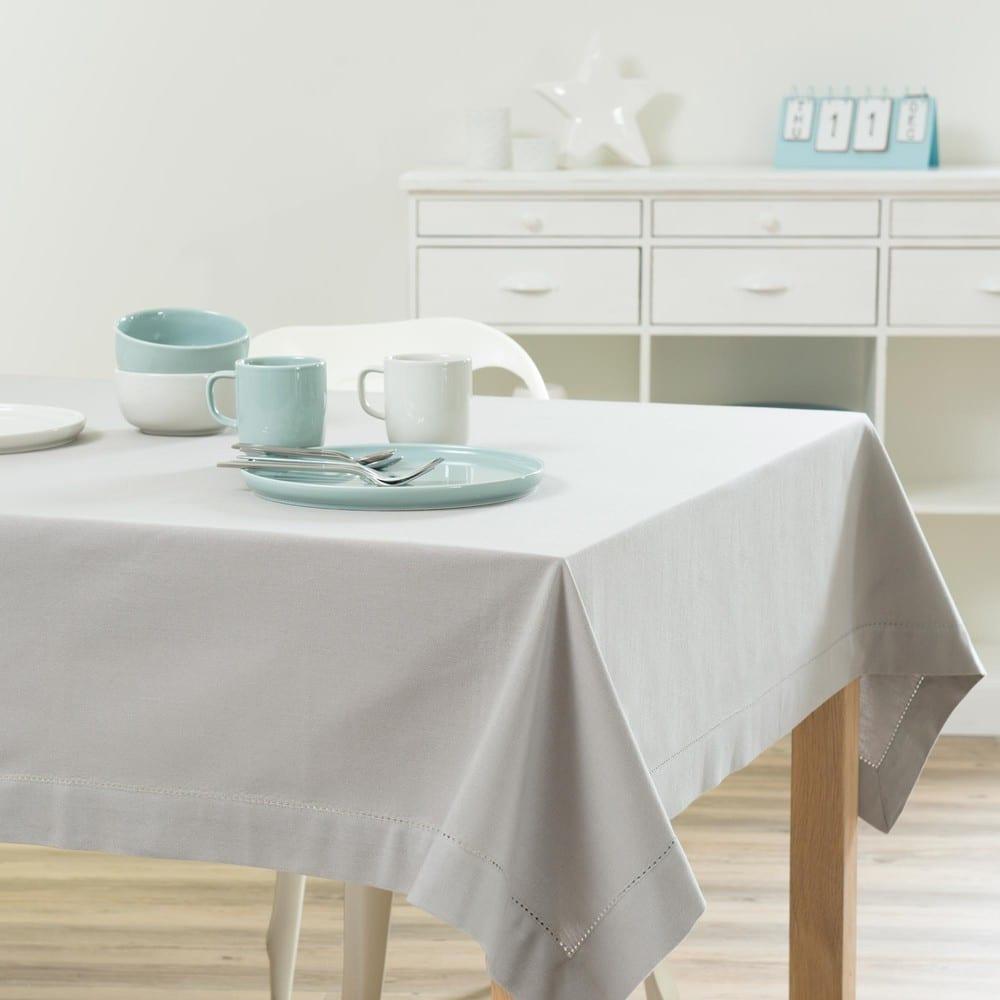 nappe table basse grise. Black Bedroom Furniture Sets. Home Design Ideas