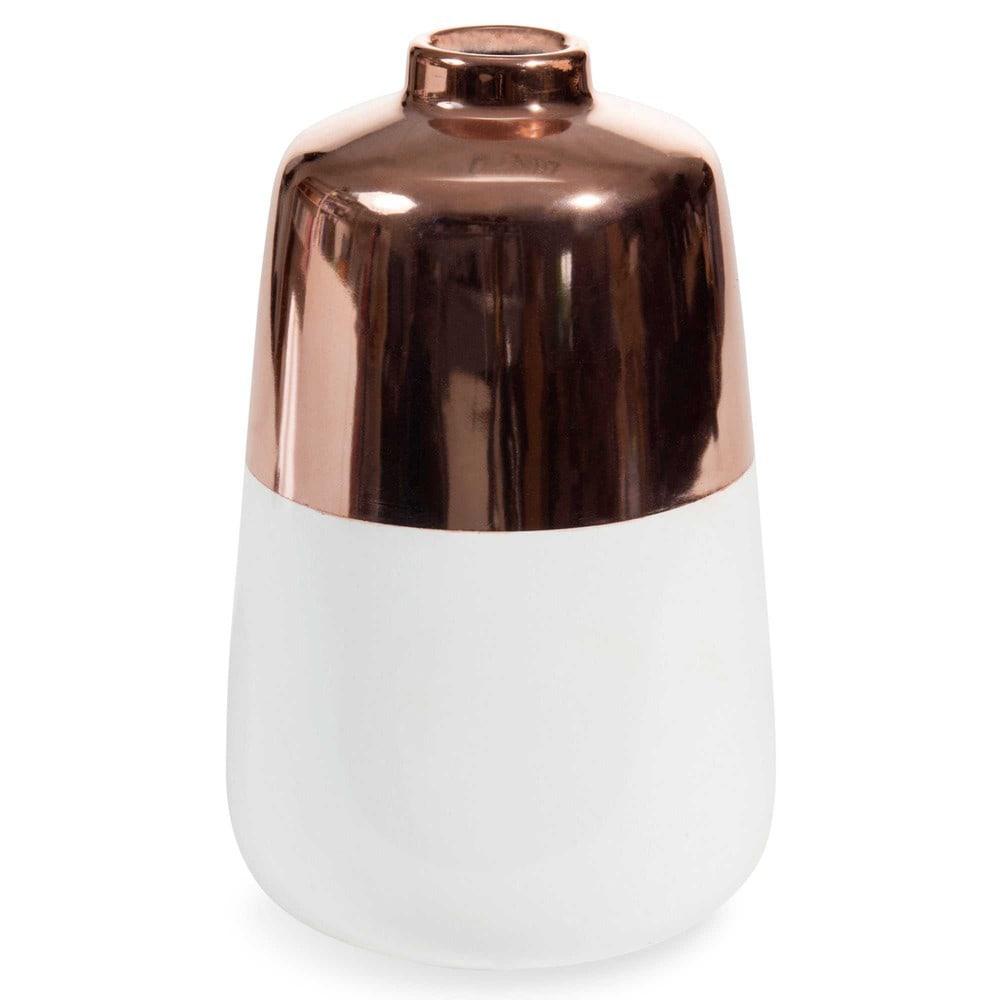 opale copper stoneware vase h25cm maisons du monde. Black Bedroom Furniture Sets. Home Design Ideas