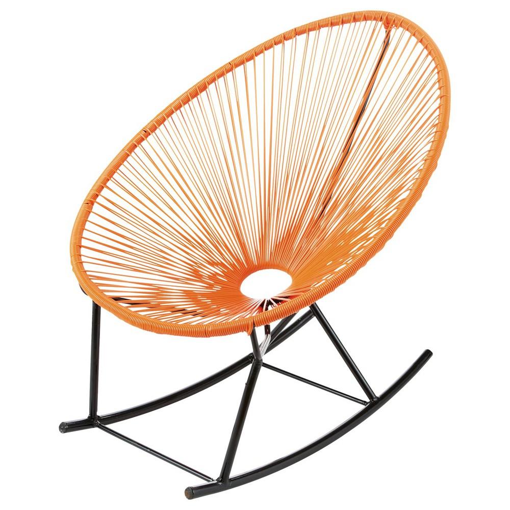 oranje tuin schommelstoel copacabana copacabana. Black Bedroom Furniture Sets. Home Design Ideas