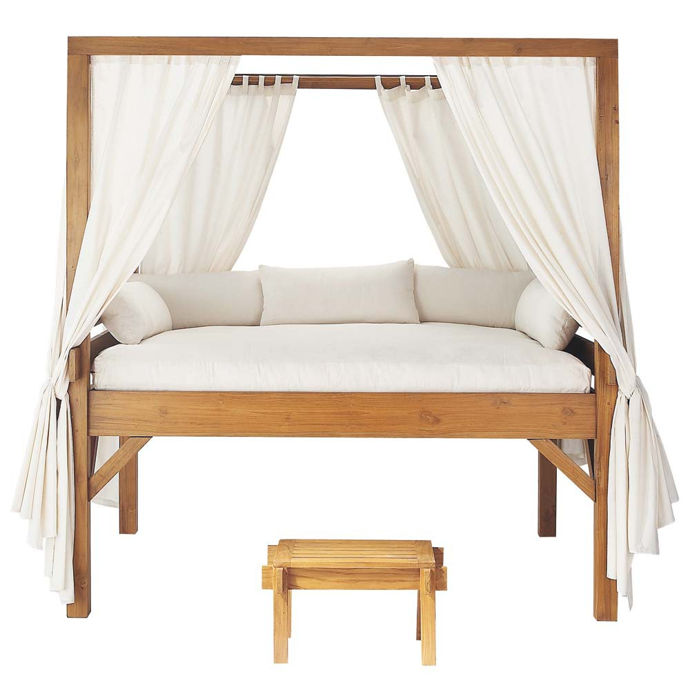 outdoor himmelbett phuket phuket maisons du monde. Black Bedroom Furniture Sets. Home Design Ideas