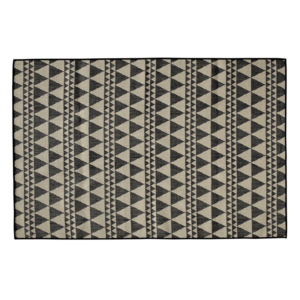 outdoor teppich labritja aus kunststoff 160 x 230 cm maisons du monde. Black Bedroom Furniture Sets. Home Design Ideas