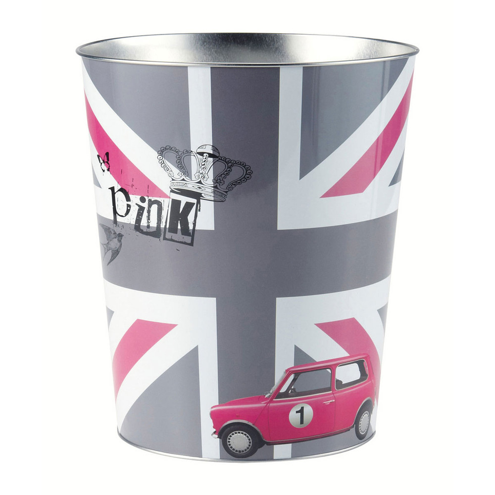 papierkorb british girl | maisons du monde