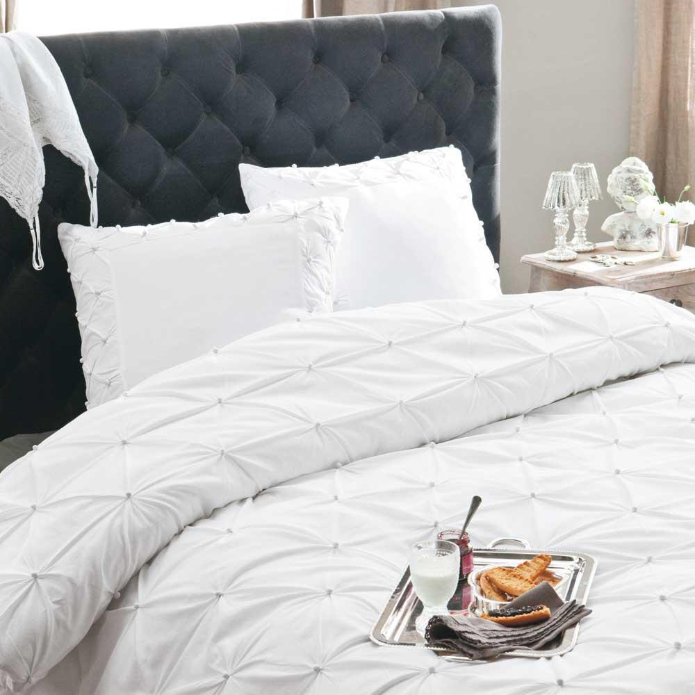 Parure chlo 140x200 maisons du monde - Maison du monde linge de lit ...