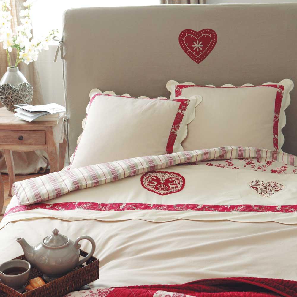 parure housse de couette st christophe 240x220 maisons. Black Bedroom Furniture Sets. Home Design Ideas