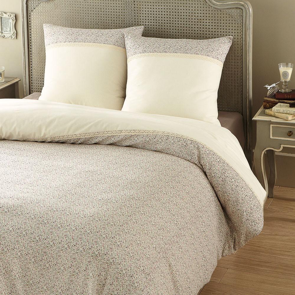 parure housse de couette sweety 260x240 maisons du monde. Black Bedroom Furniture Sets. Home Design Ideas