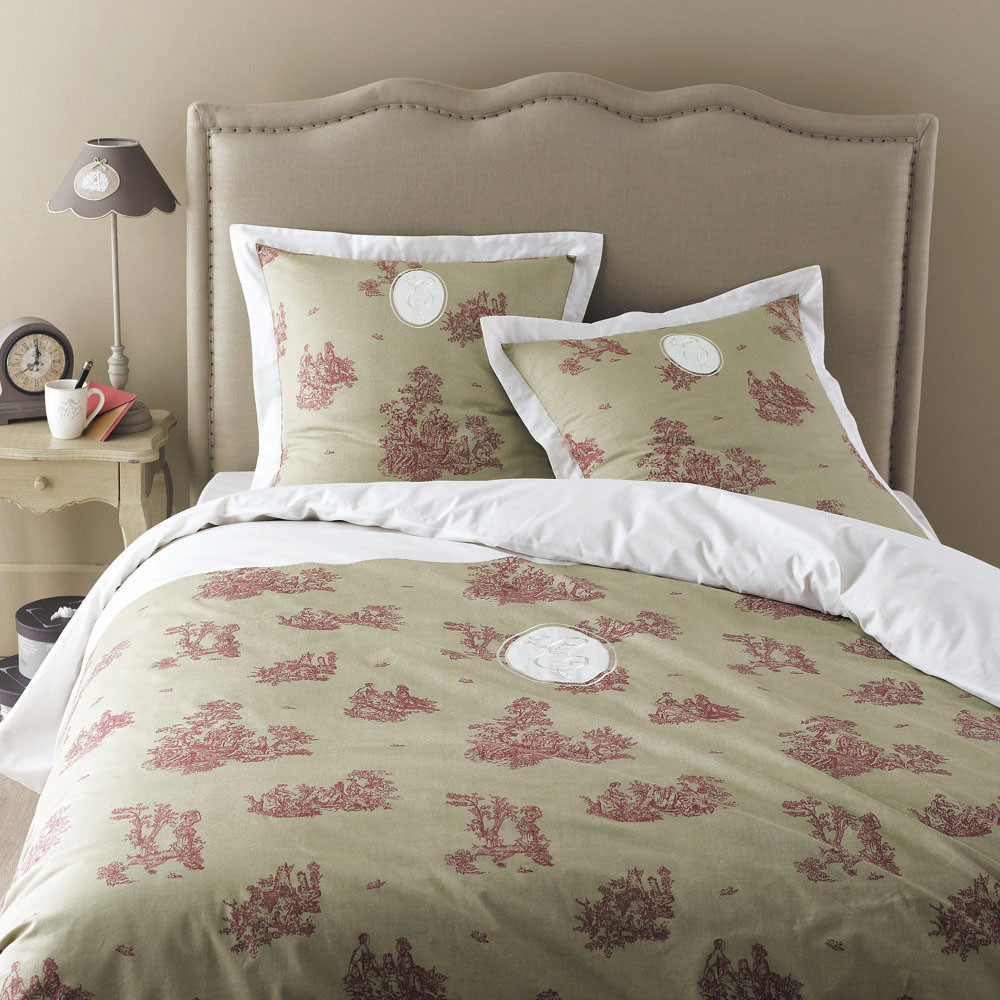 parure lub ron 240x220 maisons du monde. Black Bedroom Furniture Sets. Home Design Ideas