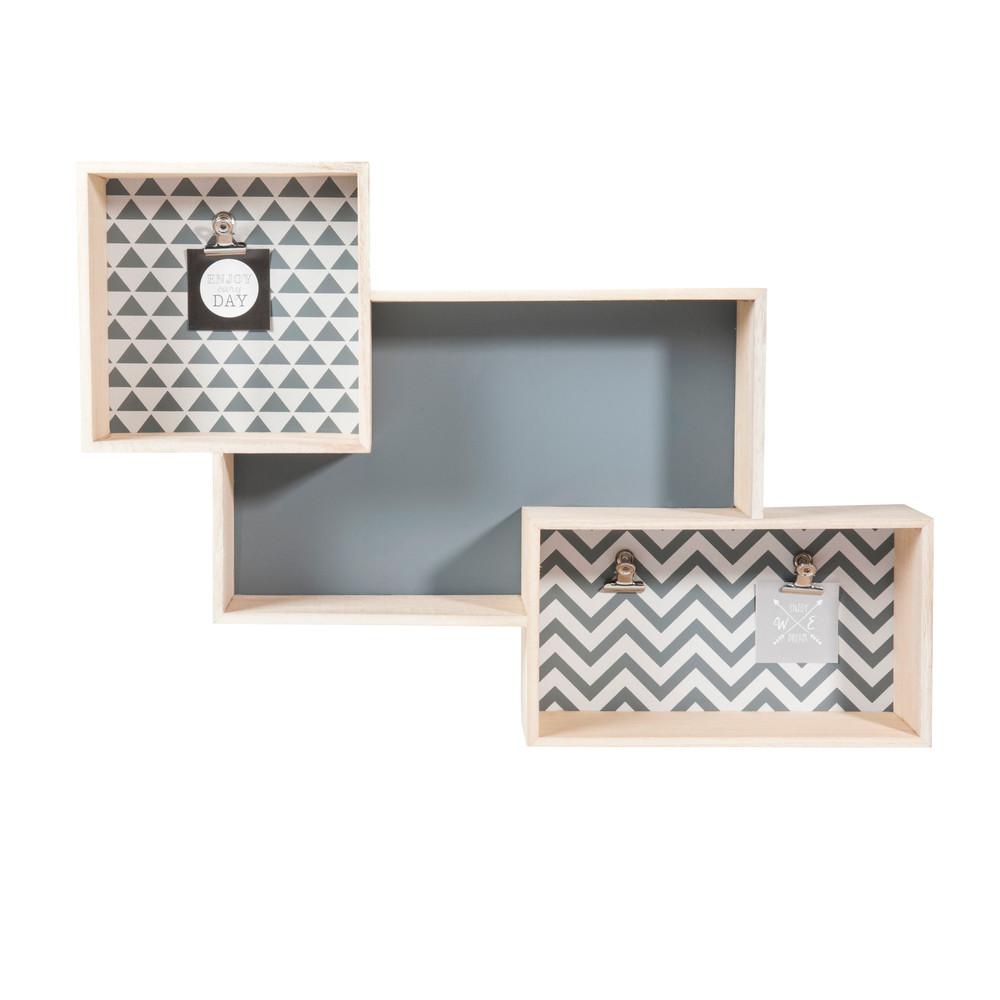 p le m le photo gris blanc 40 x 60 cm yellow summer maisons du monde. Black Bedroom Furniture Sets. Home Design Ideas