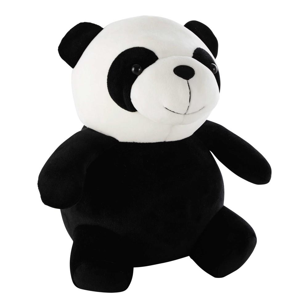 Peluche a forma di panda h 30 cm maisons du monde - Letto a forma di peluche ...