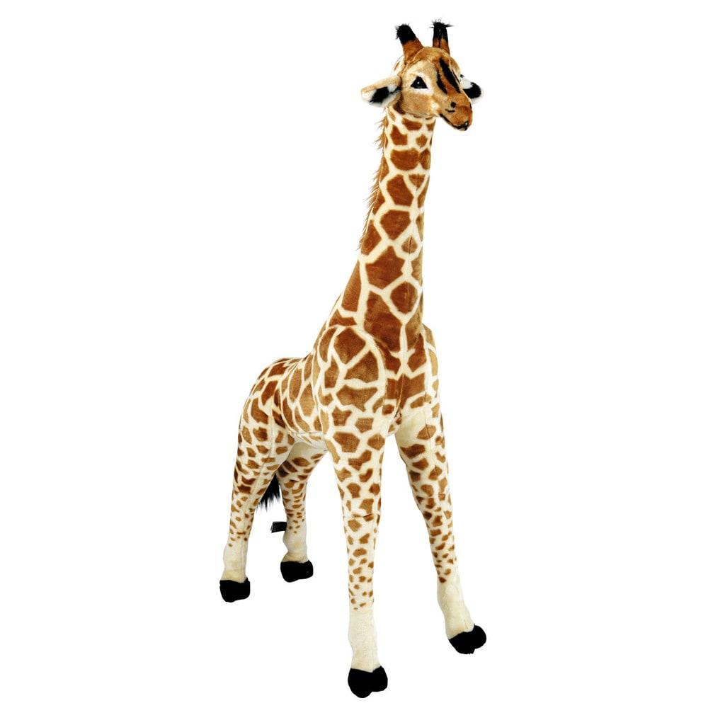 peluche enfant girafe maisons du monde. Black Bedroom Furniture Sets. Home Design Ideas