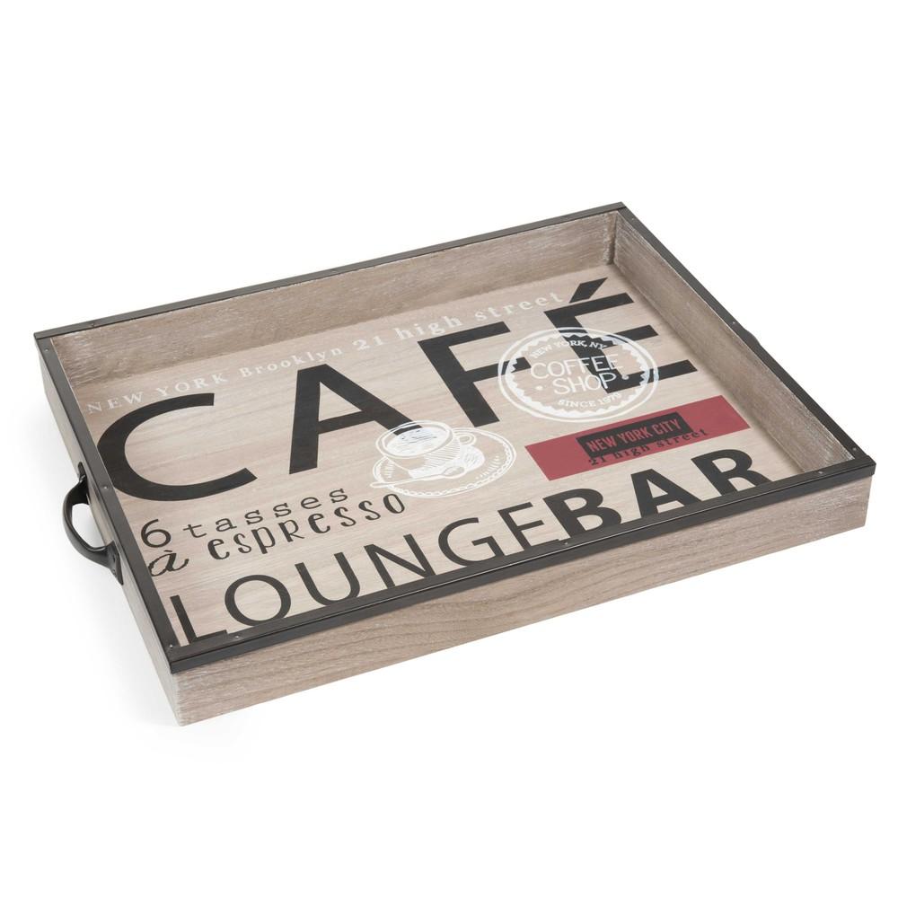 Plateau Cafe Lounge Maisons Du Monde