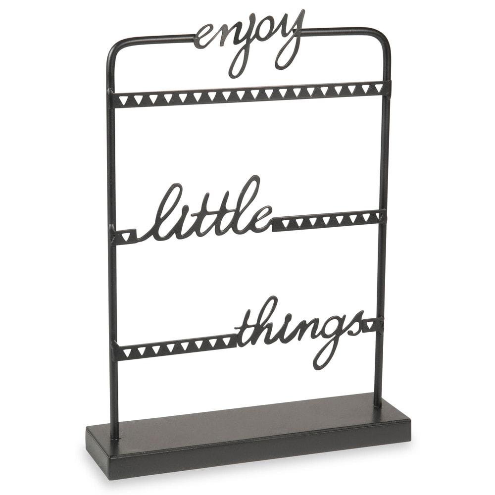 porte bijoux en m tal little things maisons du monde. Black Bedroom Furniture Sets. Home Design Ideas